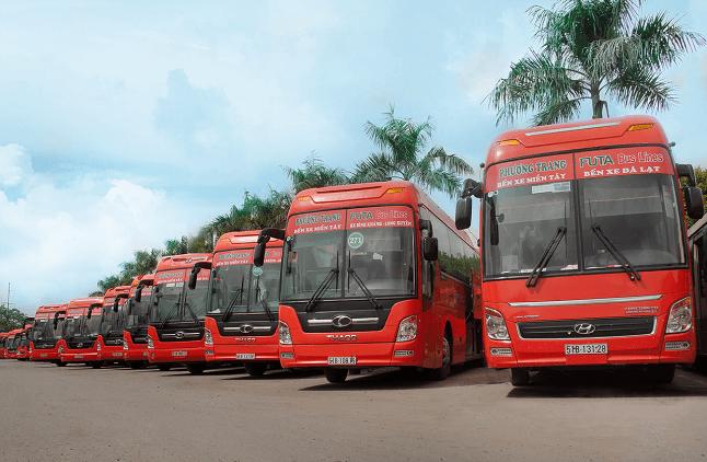 Vé xe Phương Trang | Vận chuyển hành khách | FUTA Bus Lines